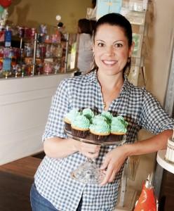 Jennifer Shea Trophy Cupcakes