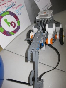 Team Awesome's robot!