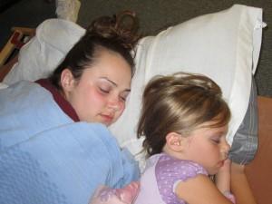 GSBB sleeping