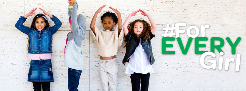 Girl Scouts is #ForEVERYGirl!